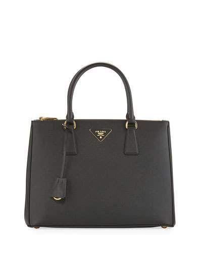 Prada Medium Galleria Tote Bag Saffiano Tote Fall Handbags Fall Totes Handbags