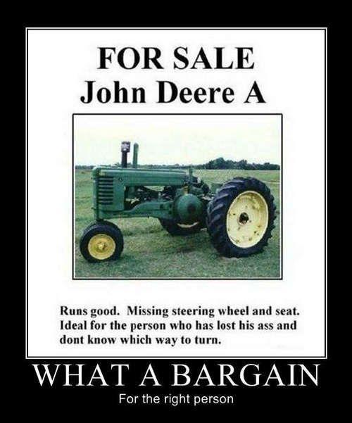 case vs john deere jokes - Google Search | FARM STUFF ...