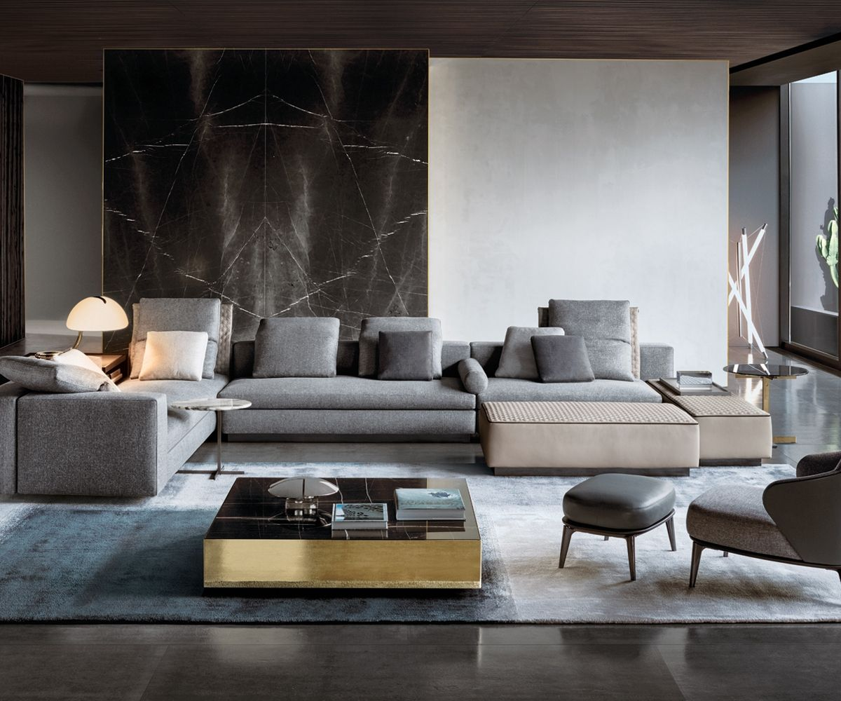 Living Spaces Bedroom Furniture: Minotti - Google Search