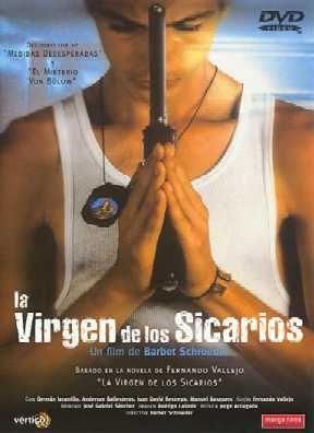 La Virgen De Los Sicarios 1999 Ver Peliculas Peliculas Peliculas De Drama