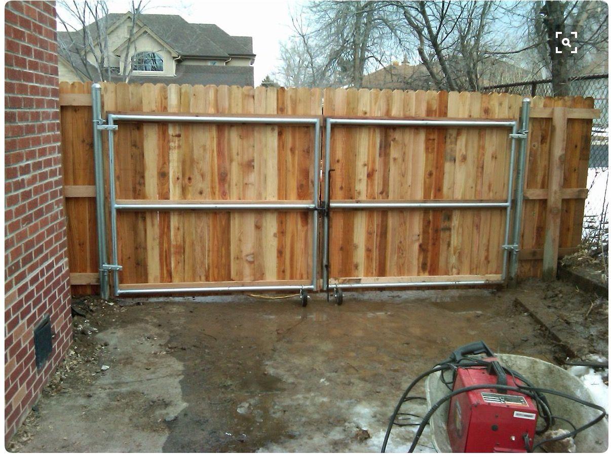 Rv Gate Wood Gates Driveway Wooden Fence Gate Wood Fence Gates