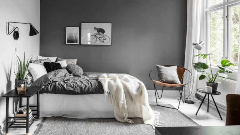 16 Deco Chambre Gris Et Blanc Designs De Chambre Designs De