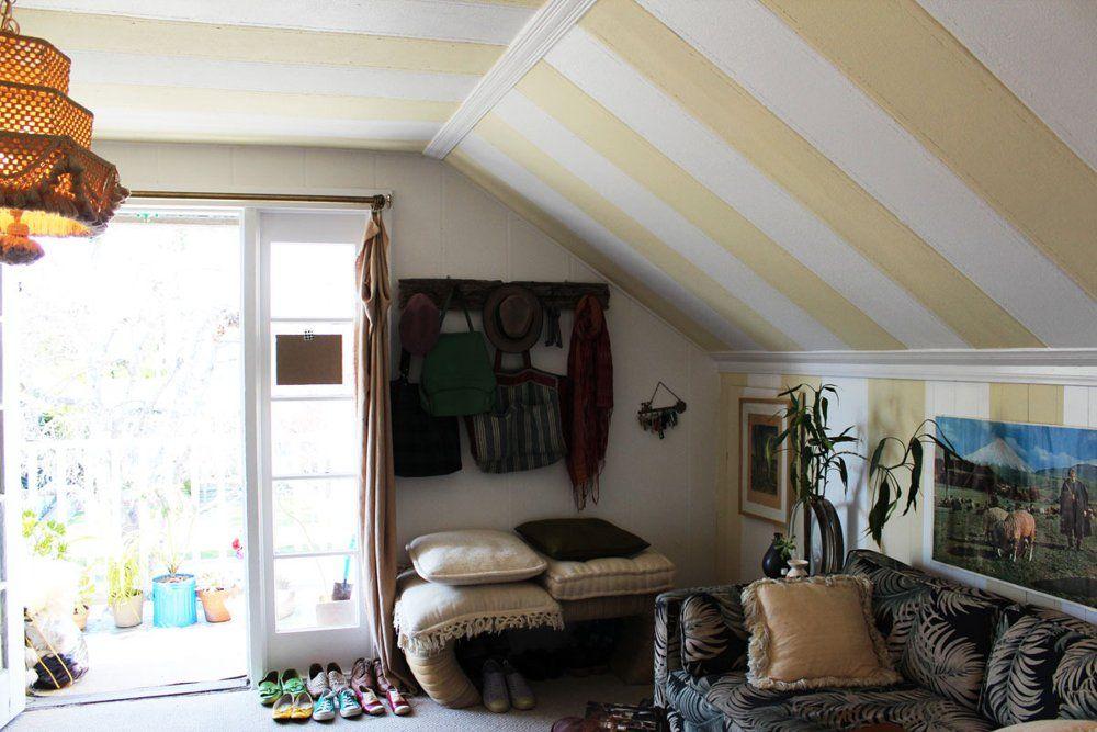 Faith's Magical Bohemian Treehouse Tree house, Bedroom