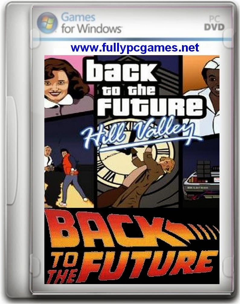 GTA Vice City Back To The Future (Hill Valley ) Free