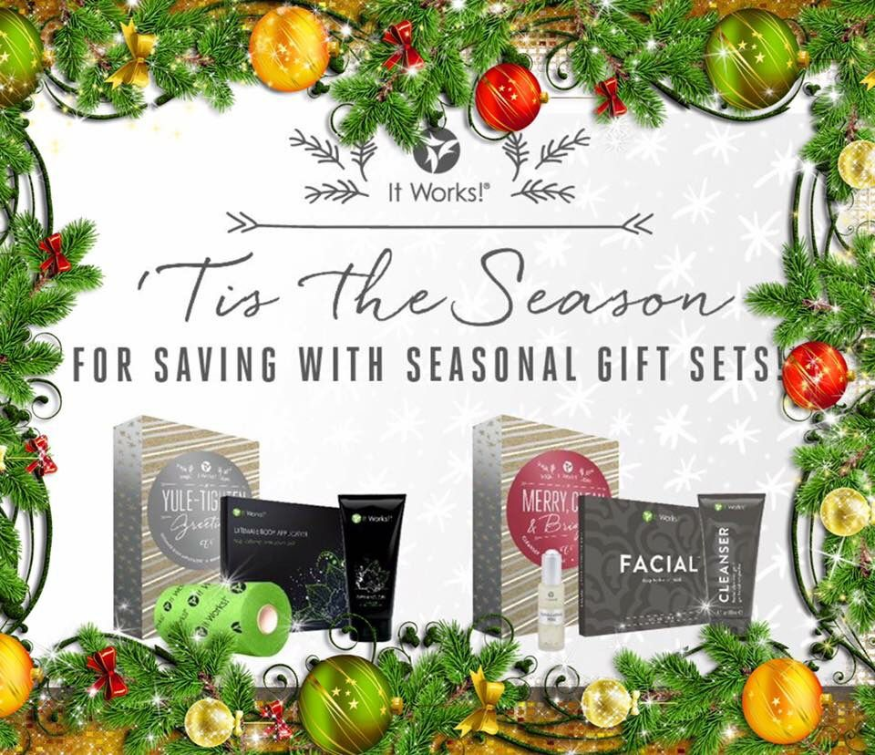 It Works Gift Sets. Get yours while supplies last. If you are ...