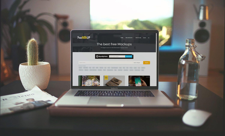 Free Realistic Macbook Pro Mockups Free Mockup Web Design Company Web Design Firm Web Design