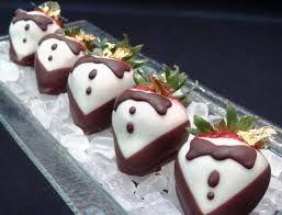 Strawberry Tux