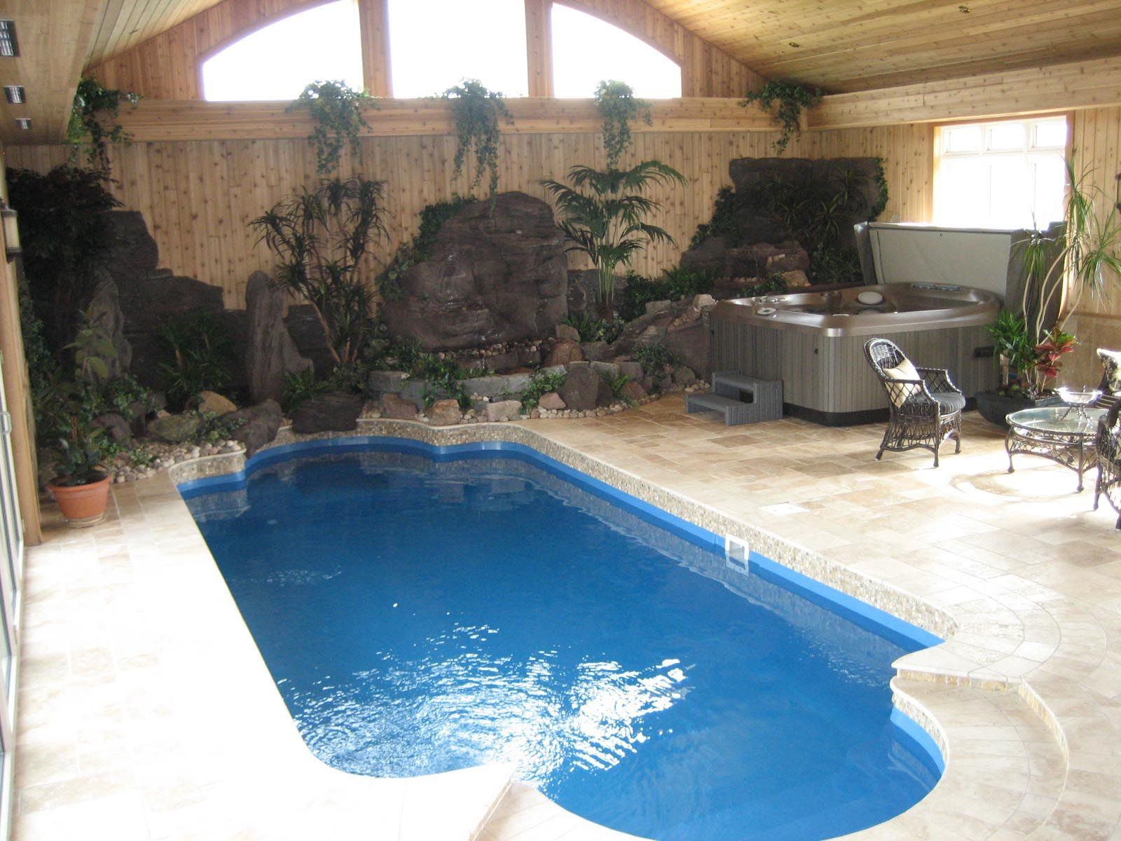 Small Indoor Pool Cost Backyard Design Ideas Indoor Pool Design Small Indoor Pool Indoor Swimming Pools