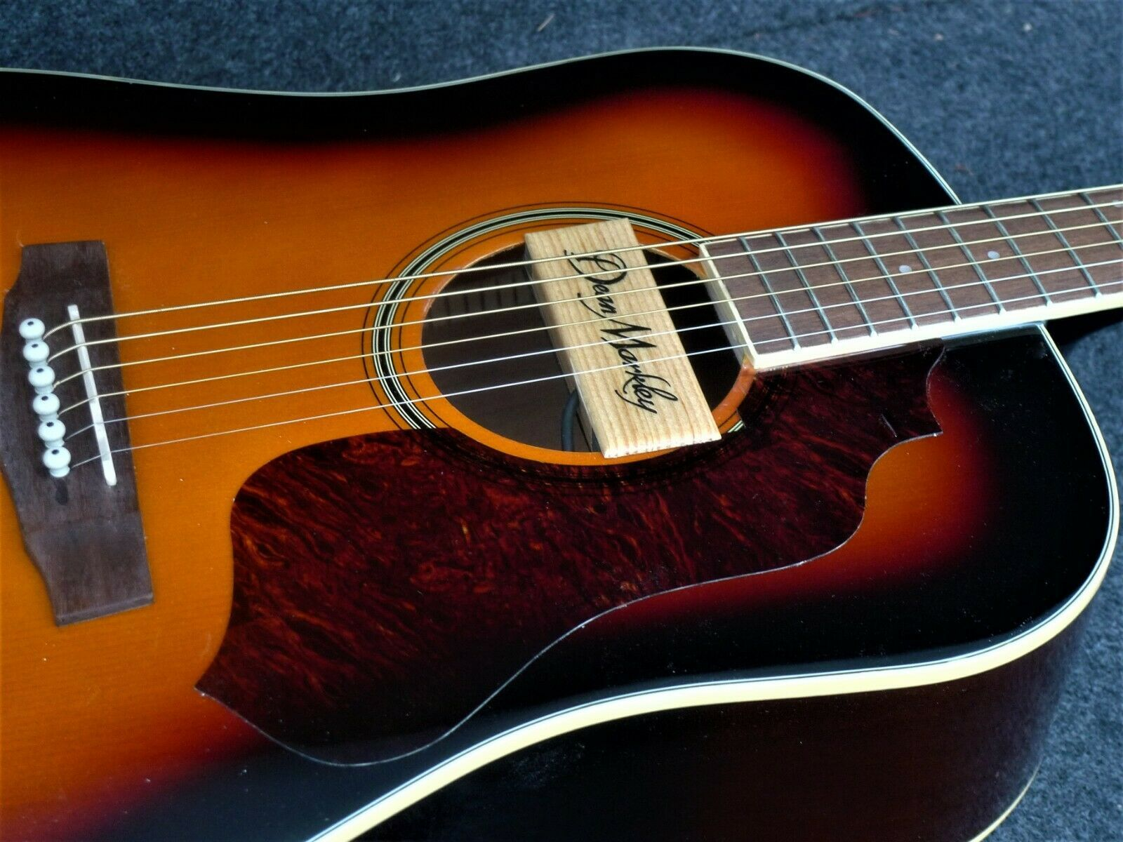 Ibanez Pf15 Vs Acoustic Guitar Custom Conversion With Dean Markley Pickup Guitar Ideas Of Guitar Guitar Acousticguitar Guitar Acoustic Guitar Ibanez