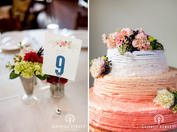 This wedding has THE most perfect details :)
