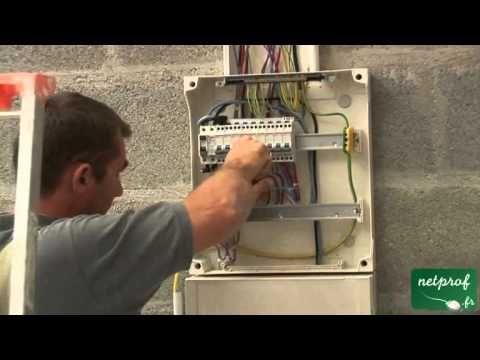Cours Netprof Fr De Bricolage Electricite Prof Stef Branchement Electrique Astuce Bricolage Electricite