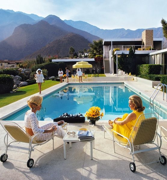 Image Result For Famous 1960 Palm Springs Photography