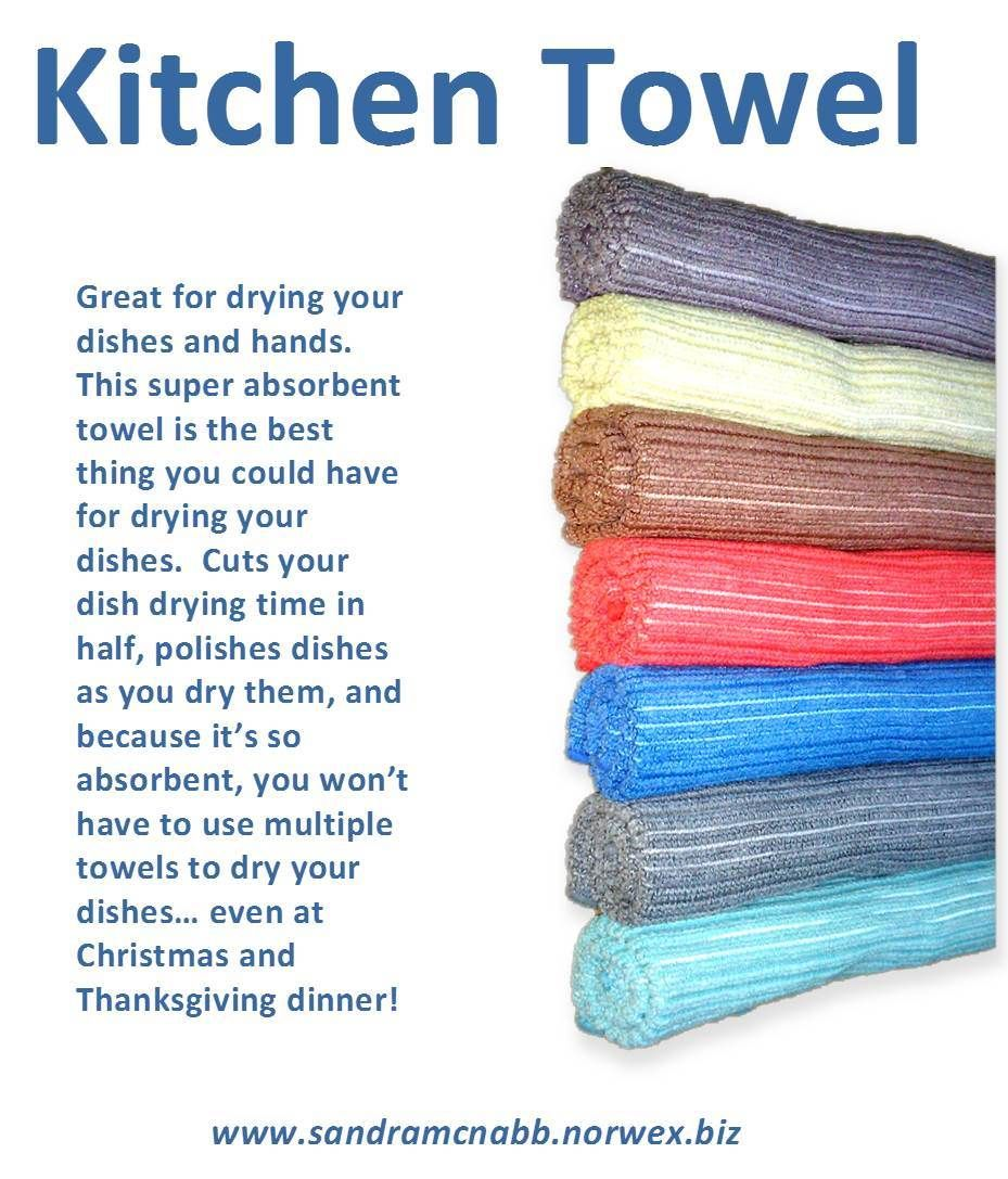 & you can go at least a week without washing - The Norwex Kitchen ...