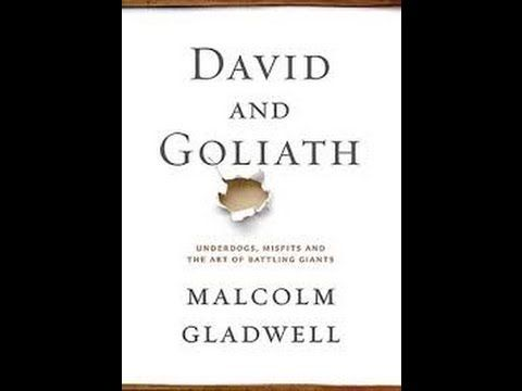 David and goliath by malcolm gladwell full audiobook david and goliath by malcolm gladwell full audiobook unabridged youtube fandeluxe Choice Image