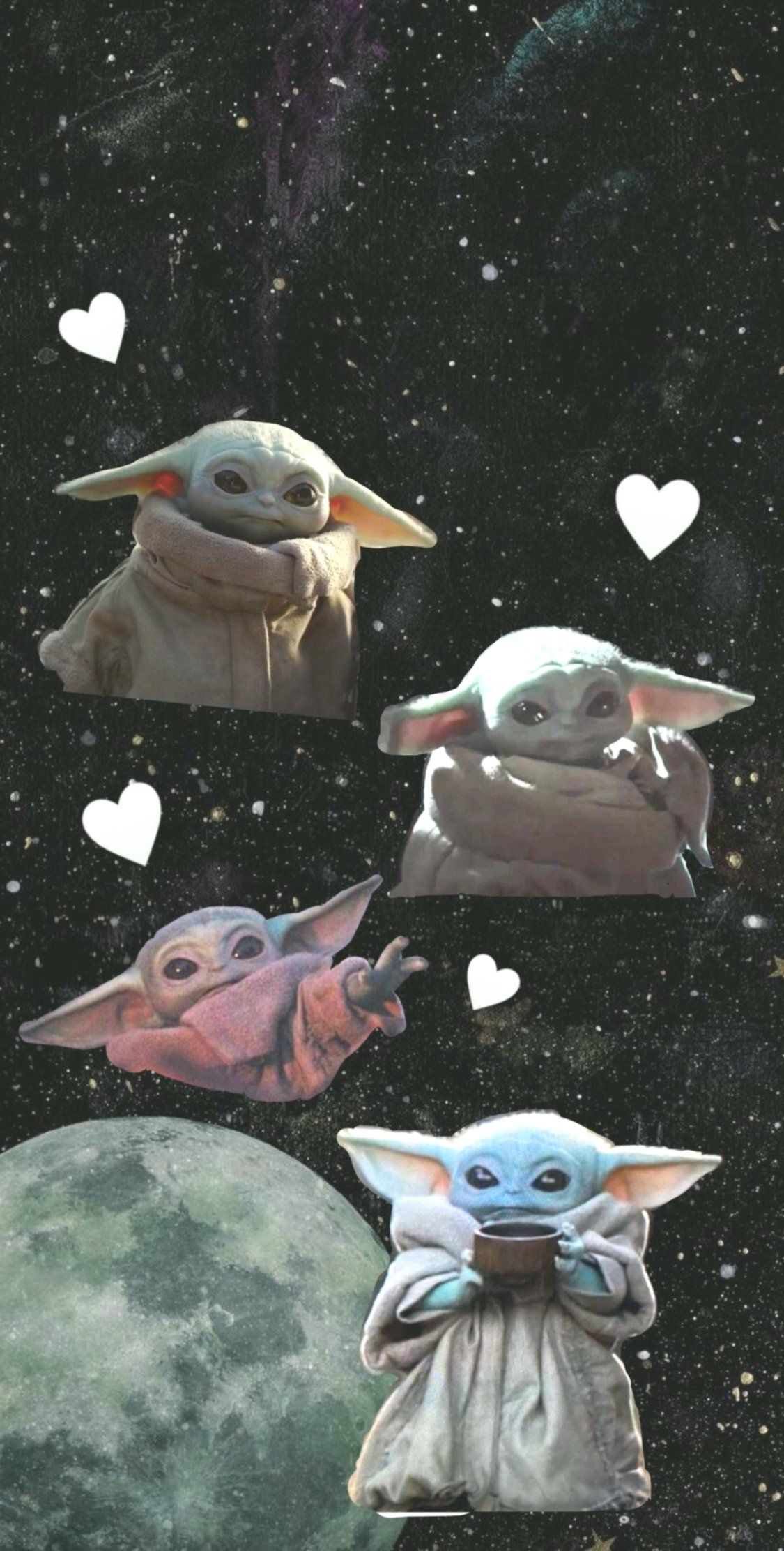 Baby Yoda Baby Yoda Lockscreen Wallpaper Baby Yoda Babyyoda Wallpaper Lock Yoda Star Wars Memes Wallpaper