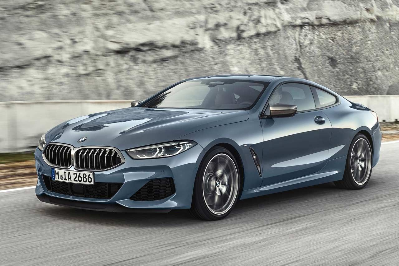 The All New Bmw 8 Series Coupe Has Been Unveiled Sports Cars