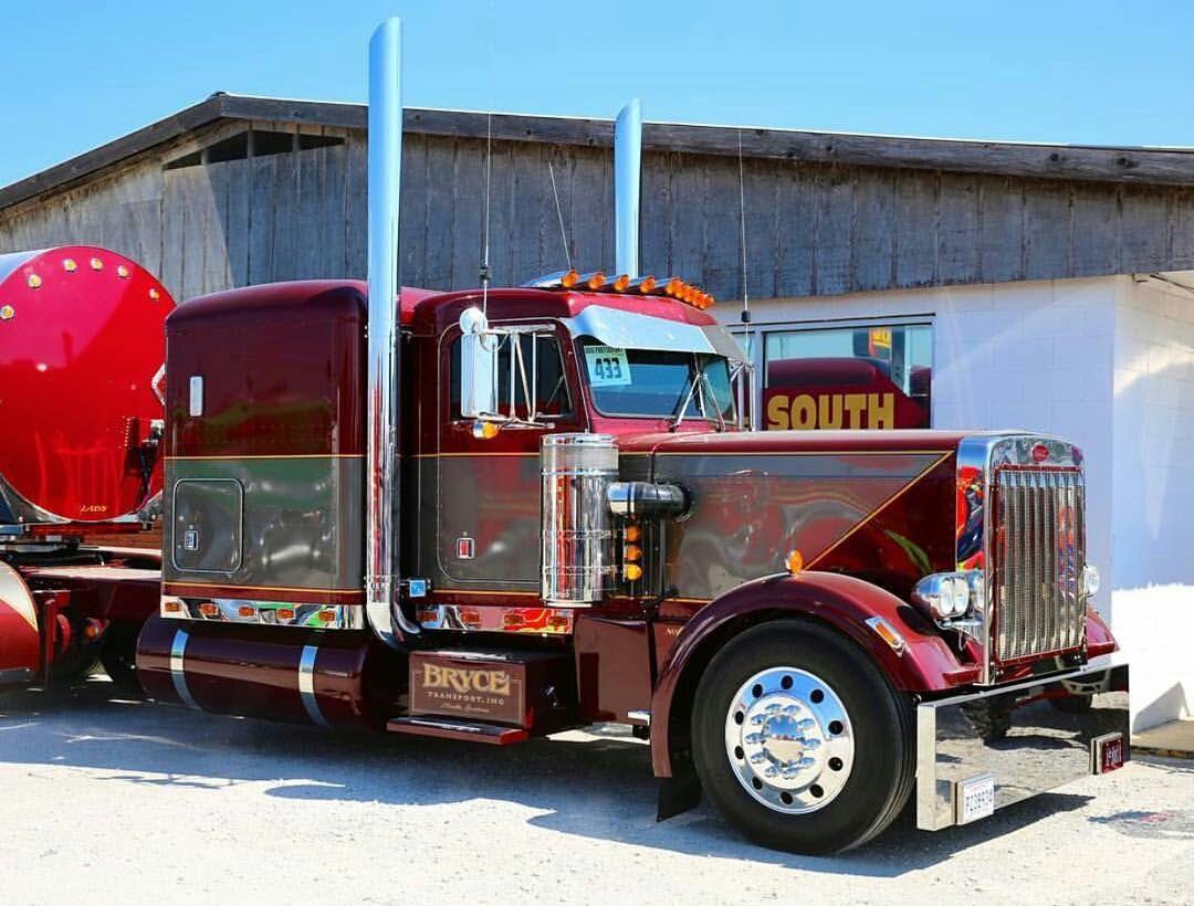 Peterbilt Custom 359 Custom Trucks Peterbilt Trucks