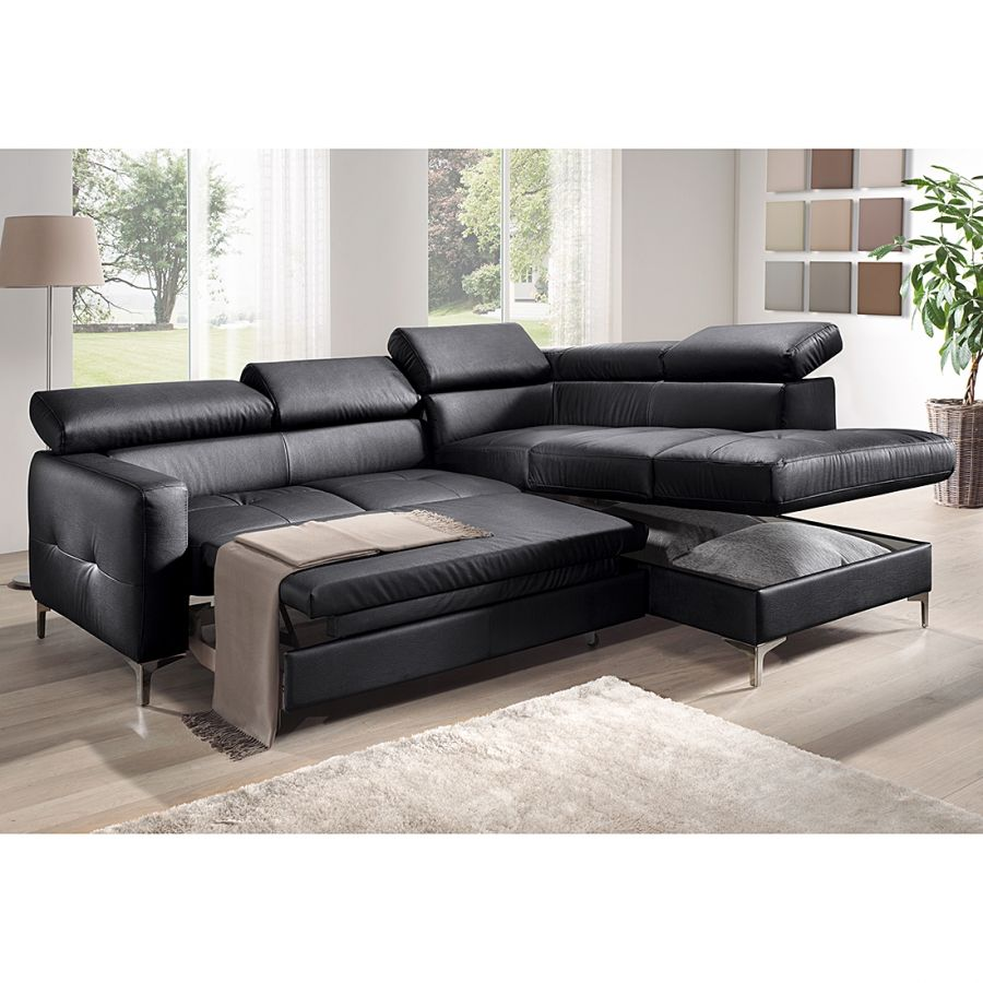 Echtleder Ecksofa Ecksofa Eduardo Ii Echtleder In 2019 For The Home Sofa