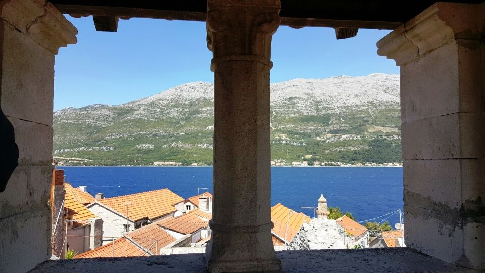 Guide To Korcula The Island Of Food And Wine The Wine More Panoramic Views Island Photo
