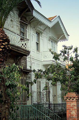 House in Princes' Islands, Buyukada, Istanbul