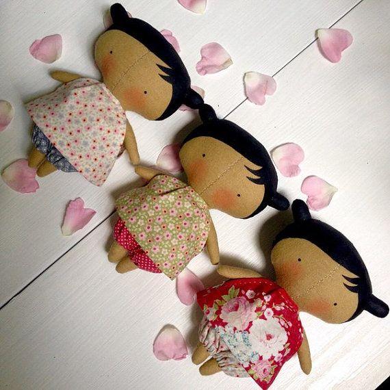 Sweetheart Tilda Baby-Doll. Tilda\'s Toy Box Collection, Handmade ...