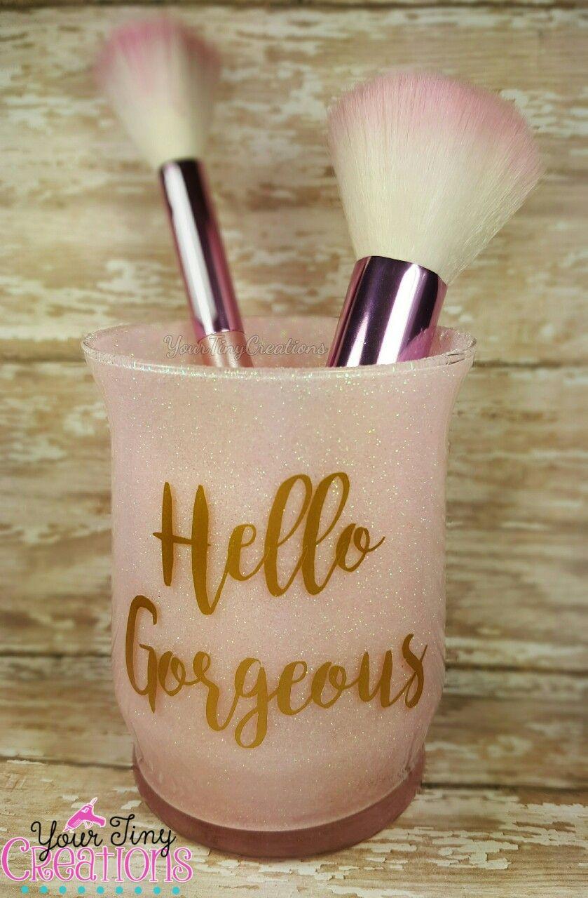 Hello Makeup/Brush holder Makeup brush holders