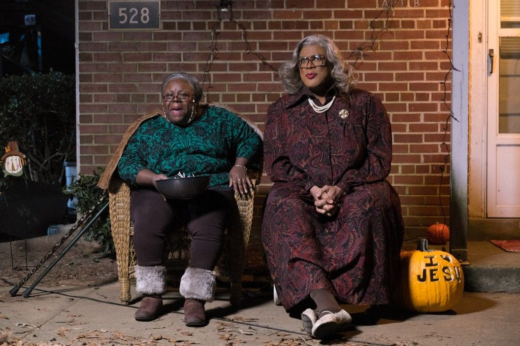 Tyler Perry's 'Boo! A Madea Halloween' Scared Up Boffo Box
