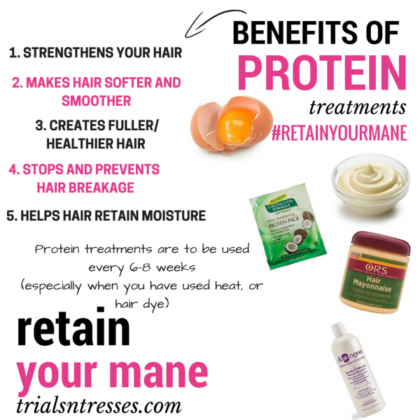 benefits of protein treatments