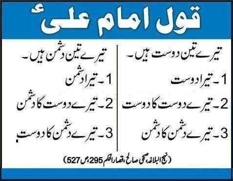Maula A S Wisdom Quotes S Quote Hazrat Ali