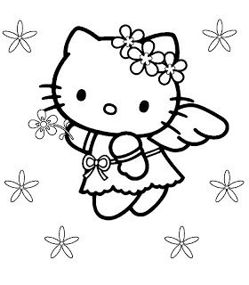 Hello Kitty Coloring Pages Free Printable Pictures Coloring Pages For Kids Hello Kitty Coloring Hello Kitty Colouring Pages Hello Kitty Printables