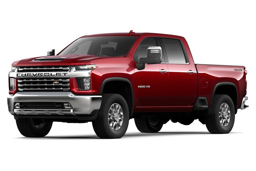 2020 Chevrolet Silverado Hd Is The New Big Dog Chevrolet 2500 New Chevy Truck Chevy Silverado 2500