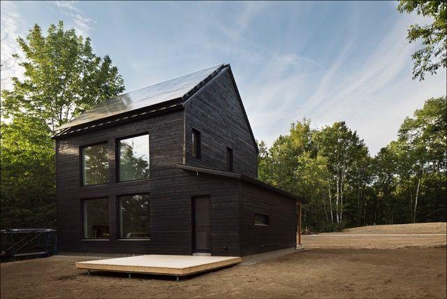 Go Logic Donkey Universe Passive House Passive House Small House House