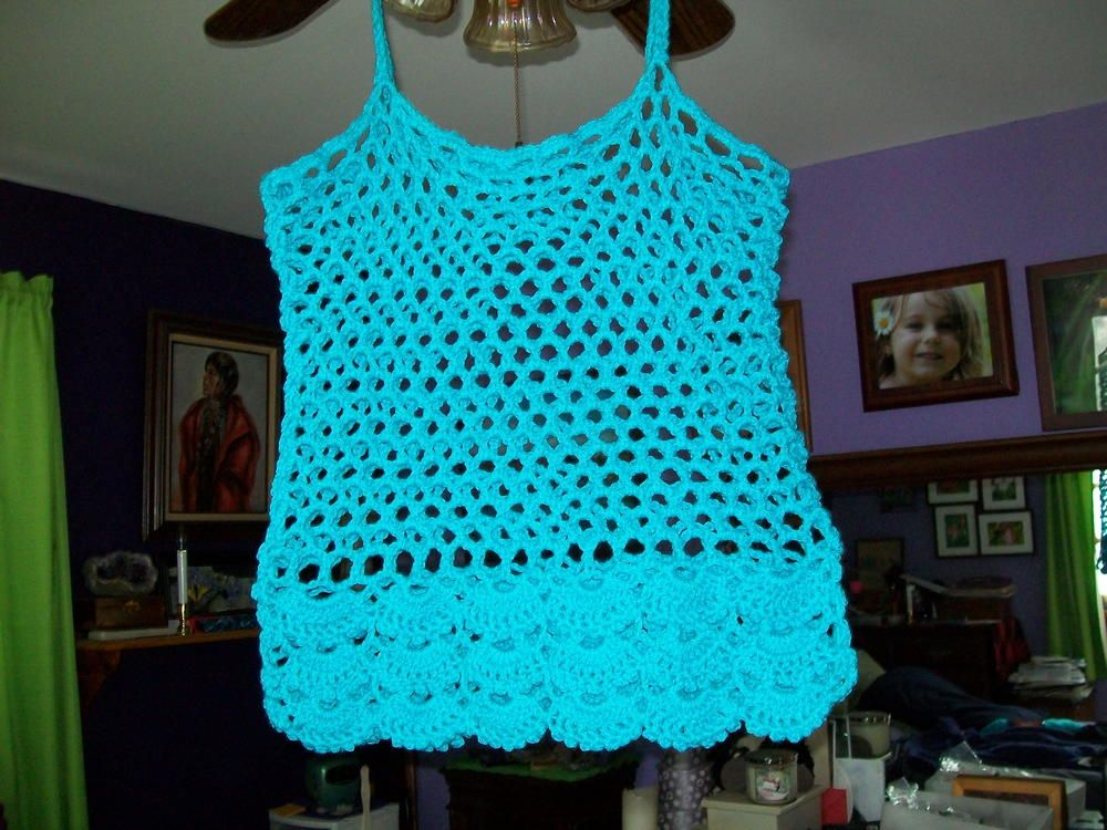 Floral Cami Pinterest Crochet Free Crochet And Patterns