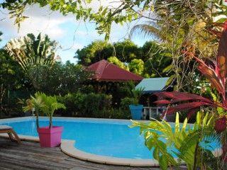 Latentouasie Bungalows Dans Jardin Tropical Ra C F 4969 Bungalow