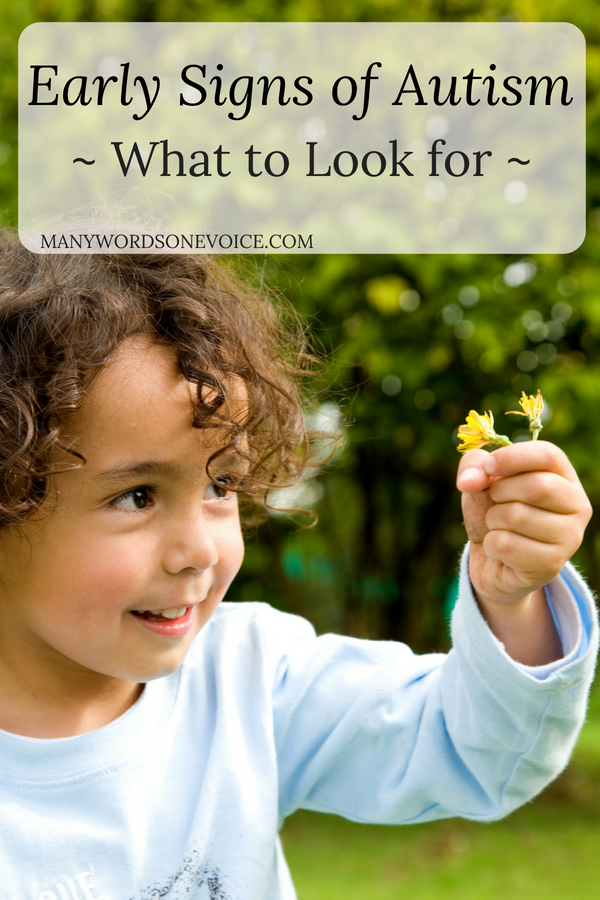 What Should You Look For In Diagnosis >> Early Signs Of Autism What To Look For As Your Child Develops