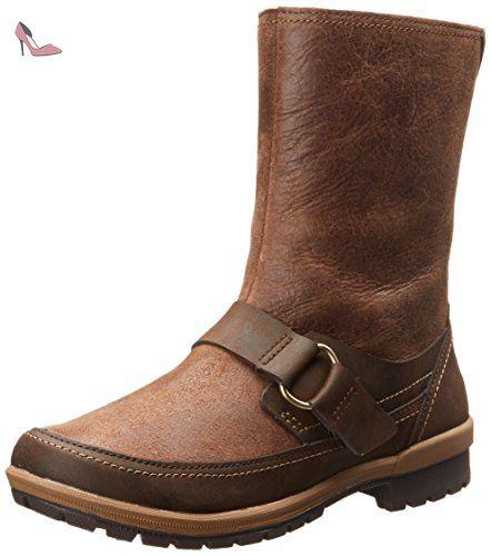 hebilla mujer Zapatos con para Buckle marrones Merrell 0axq0wf7B
