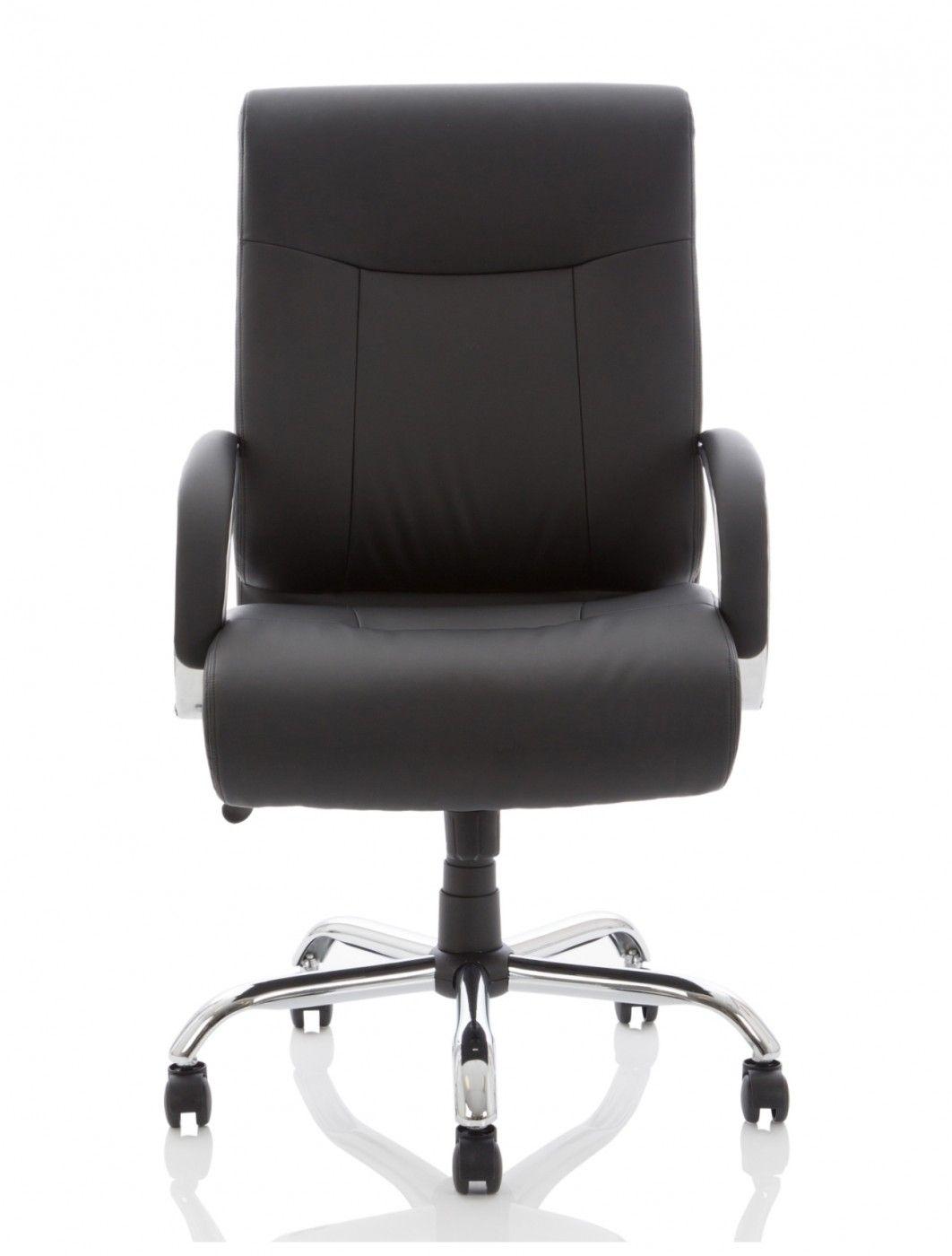 Heavy Duty Leather Executive Office Chair