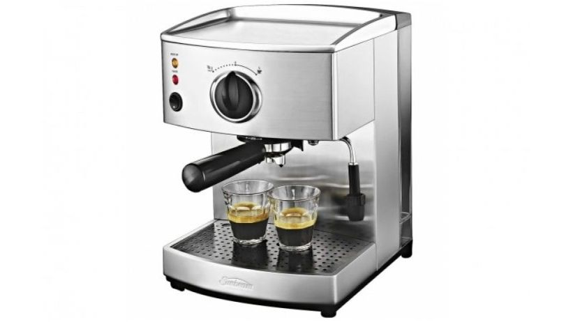 Sunbeam 'Cafe Crema' Espresso Coffee Machine   Domayne   House ...