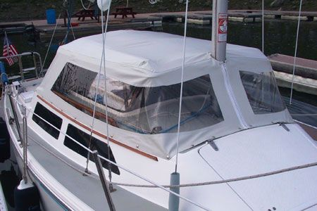 Pop Top Cover | Catalina 22 | Sailboat, Small sailboats, Pop