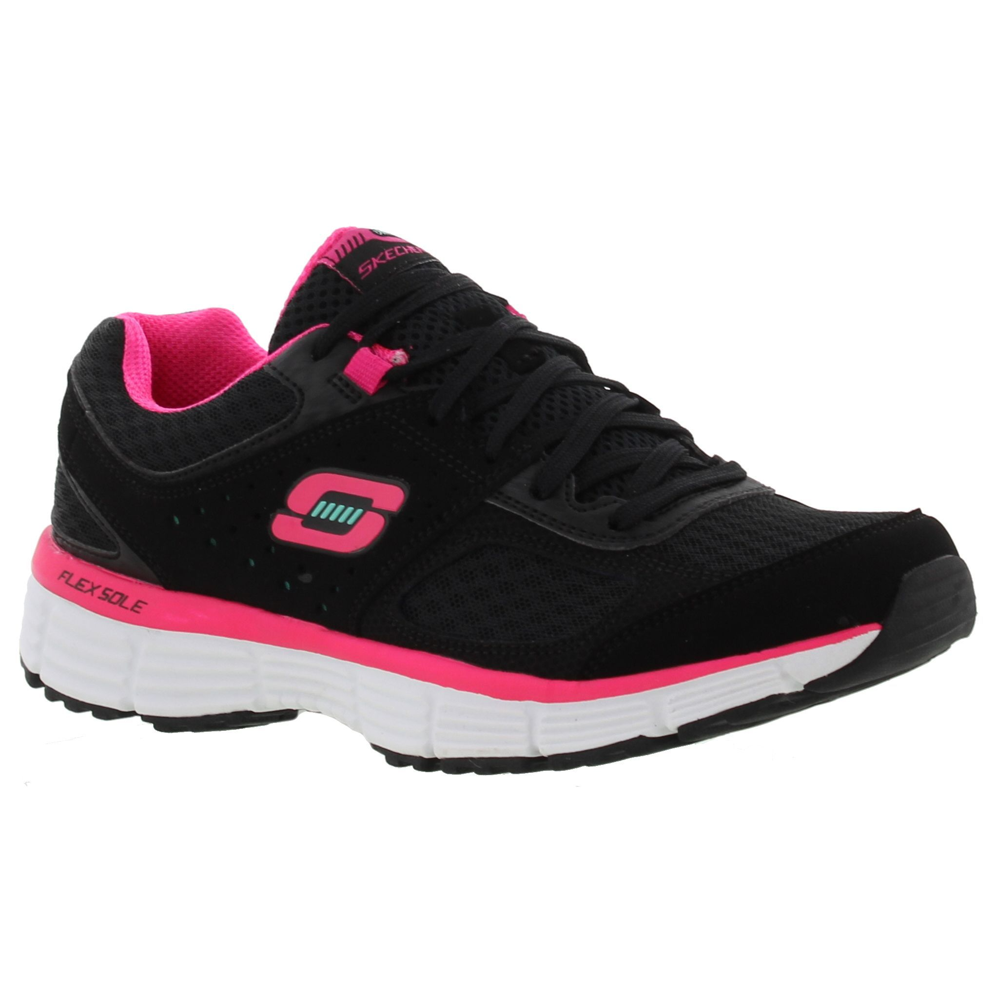 Womens Agility Perfect Fit Trainers Skechers ZBJnng0Uzv