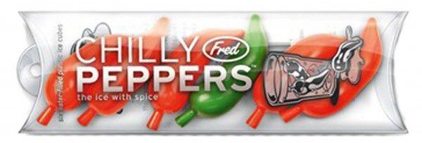 Chilly Peppers Chilli EISWÜRFEL #gedecktertisch