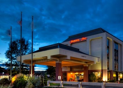 Hampton Inn West Springfield Hotel Ma