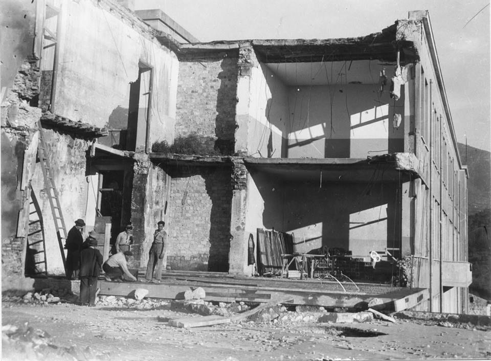 73° anniversario del primo bombardamento su