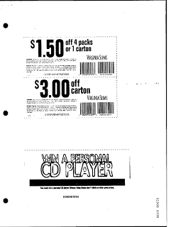 image about Virginia Slims Coupons Printable called Pin upon cigarette discount coupons