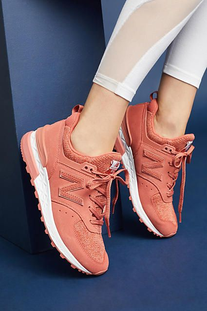 New Balance 574 Sport Sneakers   Sport sneakers, Chic shoes ...