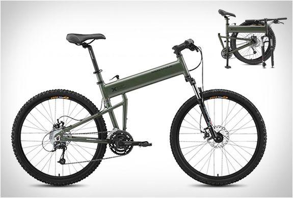 Folding Bike Marine