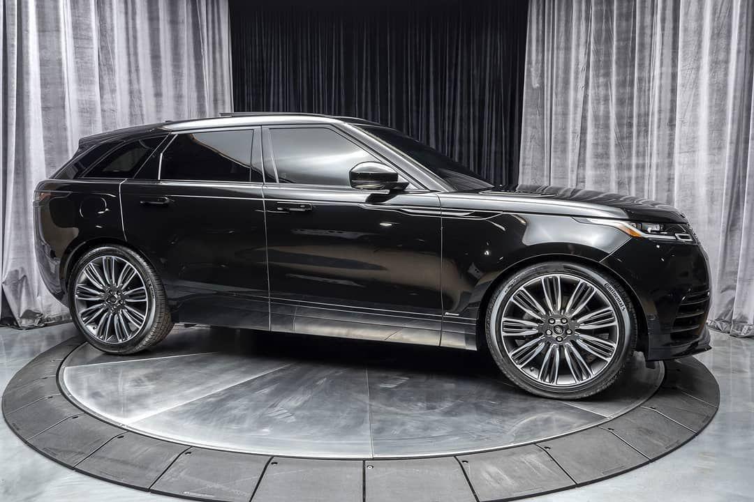 2018 Range Rover Velar RDynamic HSE!!! Santorini Black