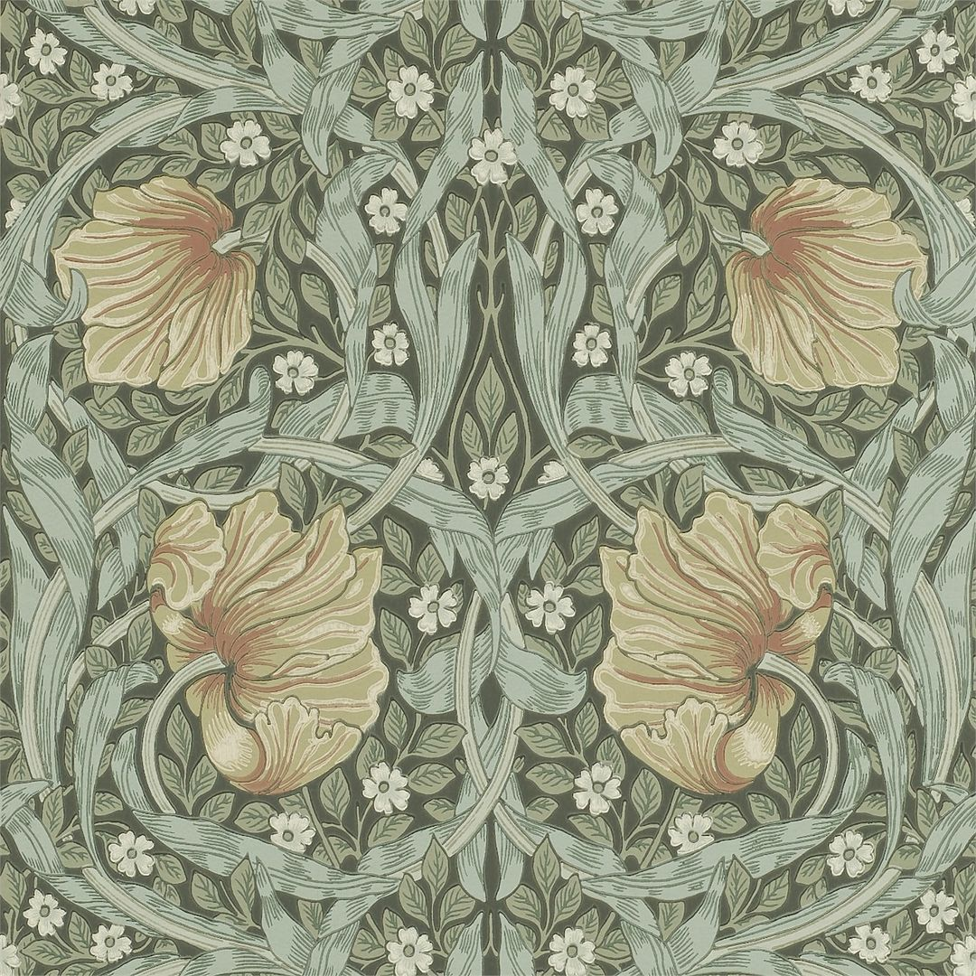 Pimpernel 210388 Tapet från William Morris (med