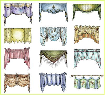 Diffe Kinds Of Valances Good To Know