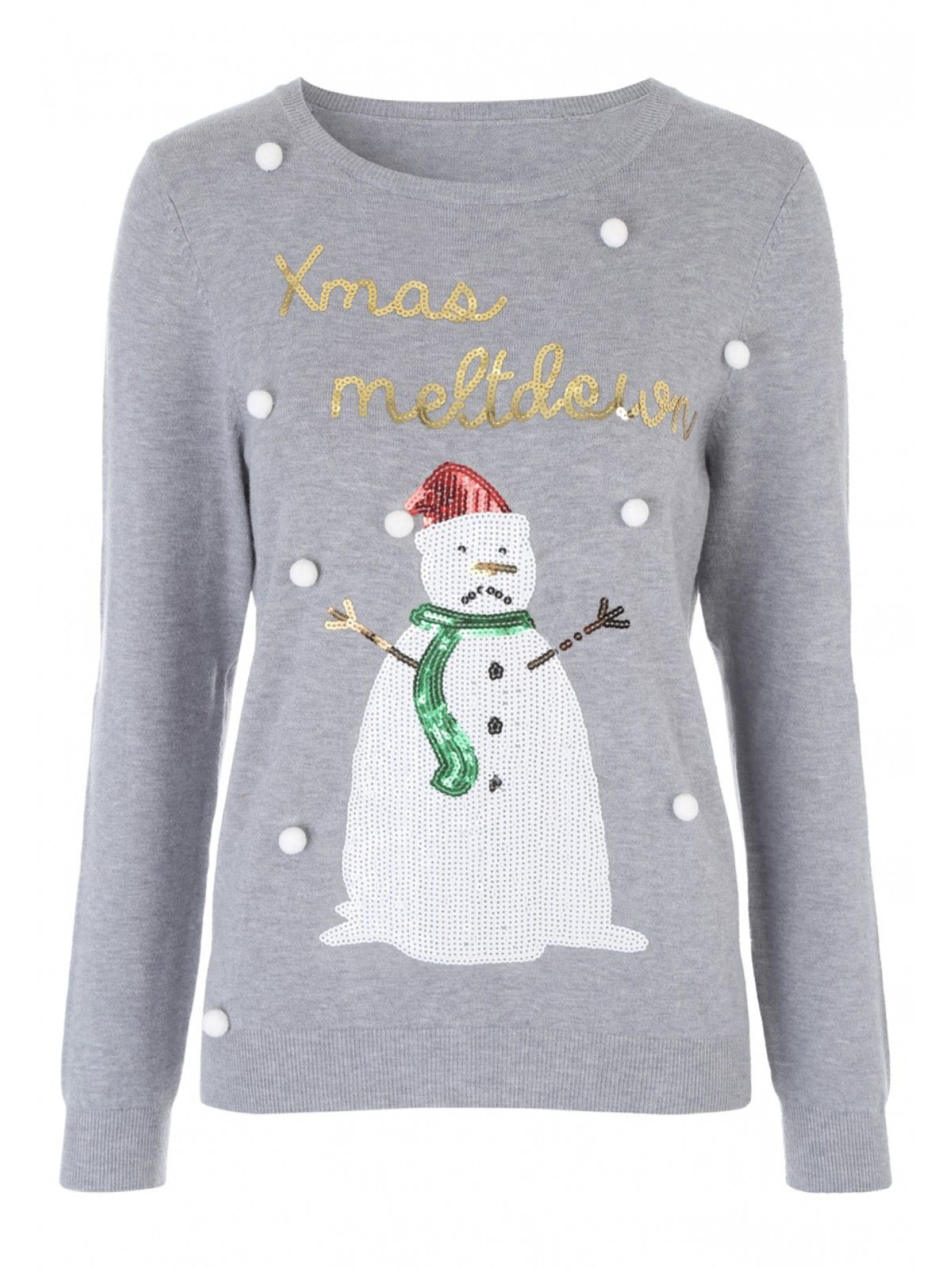 71688b52fd5 Don't have a meltdown on Xmas Jumper day! Sparkle your way through ...